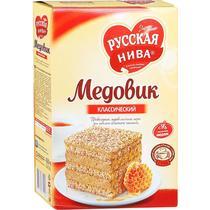 Торт Русская Нива Медовик классический