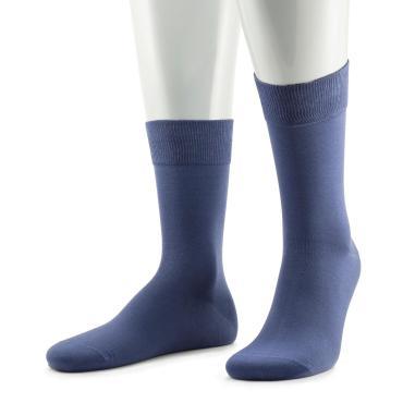 Носки мужские 17SC6 синий 27 размер Grinston, 50 гр.