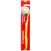Зубная щетка Colgate Классика здоровья средняя жесткость