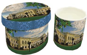 Чай Abigail Ливадийский дворец черный