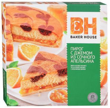 Пирог Baker House Апельсин