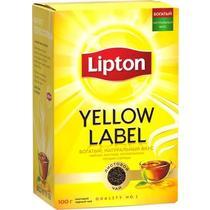 Чай Lipton Yellow Label черный листовой