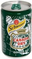 Газированный напиток Schweppes Ginger Ale