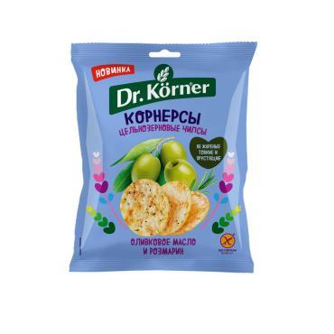 Корнесы Dr. Korner с оливковым маслом и розмарином