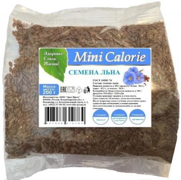 Семена льна Mini Calorie