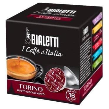 Кофе Bialetti Torino в капсулах, 16шт