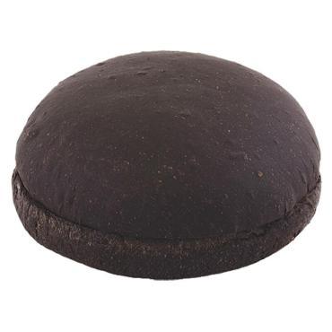 Булочка New York Bakery Черная для гамбургера б/кунжута 125 мм 30шт., Россия