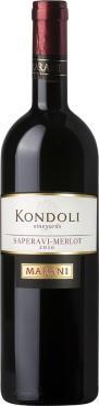 Вино Кондоли Саперави - Мерло / Kondoli Saperavi - Merlot,  Мерло, Саперави,  Красное Сухое, Грузия