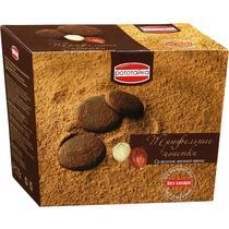 Конфеты Рототайка Трюфельные монетки со вкусом лесного ореха на мальтитоле со стевией