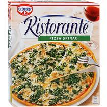 Пицца Dr.Oetker Ristorante шпинат замороженная
