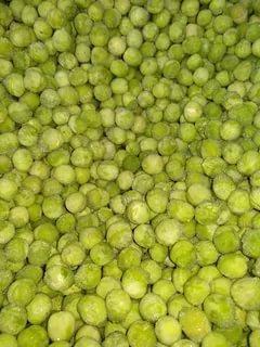Горошек зеленый, весовой