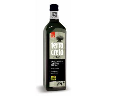 Масло Terra Creta Extra Virgin оливковое