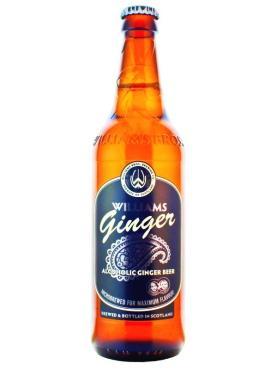 Пиво Williams Ginger Ale светлое 3,8%