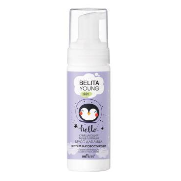 Мусс для лица Belita Эксперт матовости кожи