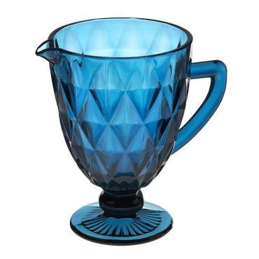 Кувшин Доляна Круиз 1,1 л. синий