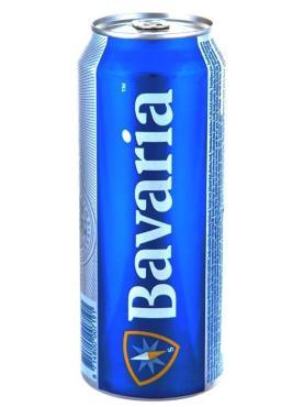 Пиво Bavaria светлое 0%