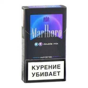 Сигареты Marlboro double mix
