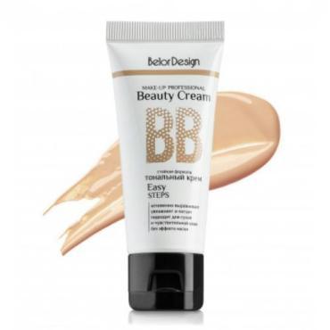 Крем Belor Design тональный BB beauty cream, тон 103