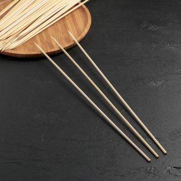 Набор шампуров Доляна 40 см. 45 шт.