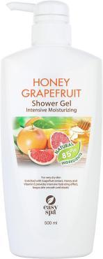 Гель для душа Easy Spa Honey Grapefruit для сухой кожи