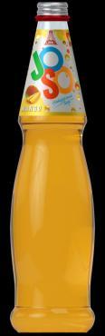 Напиток безалкогольный сильногазированный Joso Mango, 500 мл., стекло
