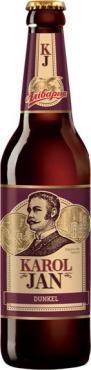 Пиво Аливария Кароль Ян Дункель темное 4,5%