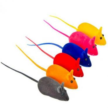 Мышь желтая