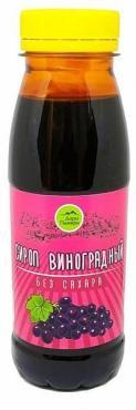 Сироп Дары Памира виноградный