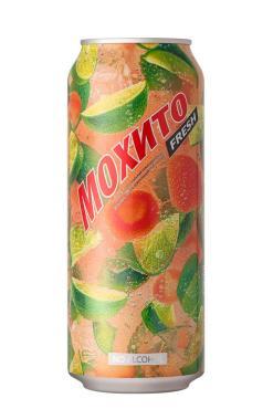 Газированный напиток Очаково Коктейль Мохито клубничный безалкогольный