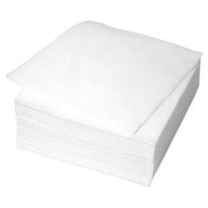 Салфетки бумажные Маль Дива Classic 24х24см 1 слой 100шт. белые