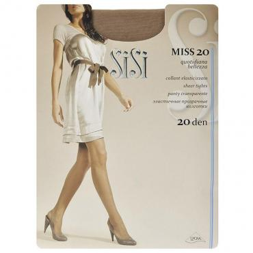 Колготки SiSi Miss 20 Den 2-S Daino