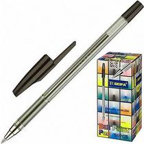Ручка Beifa шариковая черная AA 927 пластик 0,5 мм