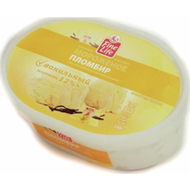 Мороженое пломбир Fine Life ваниль 500 г