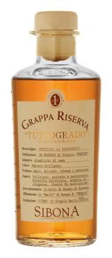Вино в подарочной упаковке Riserva Di Barbaresco Sibona Tuttogrado, 500 мл., стекло