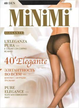 Колготки MiNiMi Elegante 40 Den nero 2S