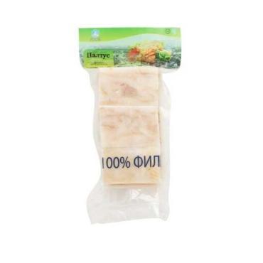 Мясо Палтуса Polar, 700 гр., пластиковый пакет