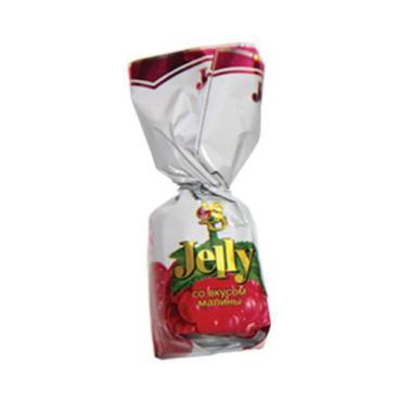 Конфеты Баян Сулу Jelly с вкусом малины