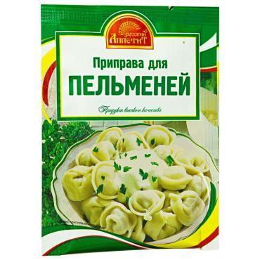 Приправа Русский аппетит Для бульона к пельменям