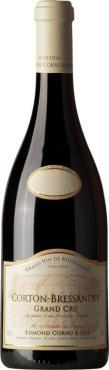 Вино Кортон-Брессанд Гран Крю / Corton-Bressandes Grand Cru,  Пино Нуар,  Красное Сухое, Франция
