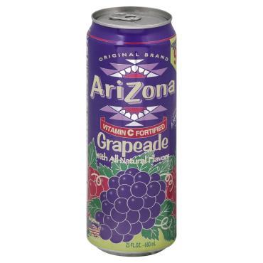 Напиток AriZona Grapeade
