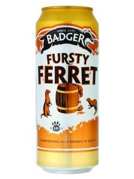 Пиво Badger fursty Ferret