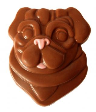 Шоколад Мопс