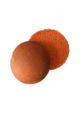 Булочки Paneteria для гамбургера оранжевые 100 мм