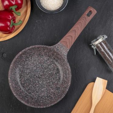Сковорода Доляна Granit lux диам. 20 см. индукция