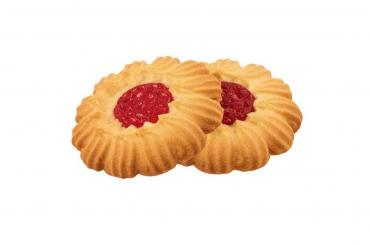 Печенье Кухмастер Абрикосовые Тарталетки, 2,5 кг.