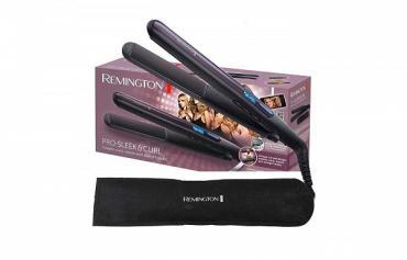 Выпрямитель для волос Remington S6505, картонная коробка