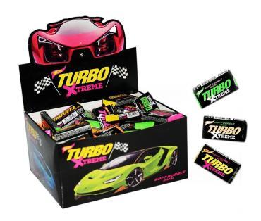 Жевательная резинка X-Treme,  Turbo, 4,5 гр.,