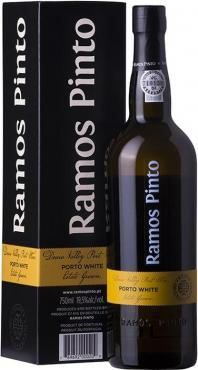 Портвейн Порто Уайт п.у. / Porto White in gift box,  Аринто, Виозинью, Рабигато, Кодега,  Белое Сладкое, Португалия