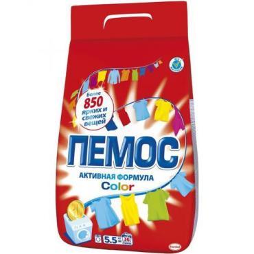Стиральный порошок Пемос Активная формула Color