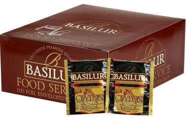 Чай пакетированный черный Fbop с типсами 100 пак. Basilur Остров Спешиал, 200 гр., картонная коробка